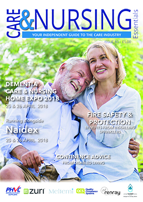 Care and Nursing Magazine Issue 89