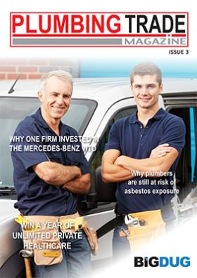 Plumbing Trade Magazine issue 3