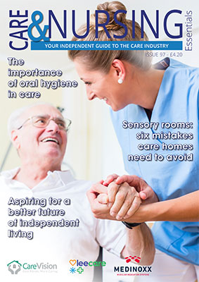 Latest issue of Care & Nursing Essentials magazine