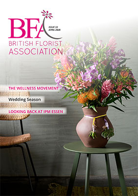 British Florist Association Issue 33