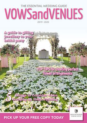 Vows & Venues Wedding Magazine