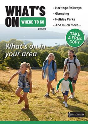 What's On and Where To Go Magazine